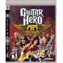 Guitar Hero Aerosmith Ps3 Nuevo