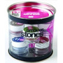 Kit Acrílico Nail Factory Fancy Glimmer Pink Pop Qbond Limas