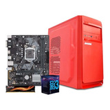 Computadora Pc Cpu Gamer Barata Intel I3 8100 500gb 8gb