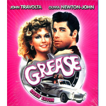 Bluray Vaselina ( Grease ) 1978 - Randal Kleiser