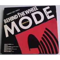 Depeche Mode Behind The Wheel Route 66 Cd Single Digipack
