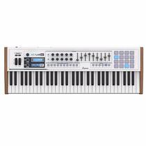 Controlador Sintetizador Teclado Keylab 61 Midi Arturia