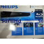 Reproductor De Bluray Marca Philips Reproduc Divx Cable Hdmi