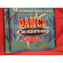 Cd Dance Zone Level 1 Exclusive 14 Dance Tracks
