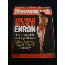 Newsweek - The Wild Culture Of Enron