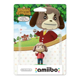 Amiibo - Digby Animal Crossing Nintendo Wiiu/3ds/2ds