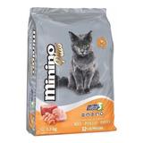 Alimento Minino Plus Gato Adulto Carne/pollo/pavo 10kg