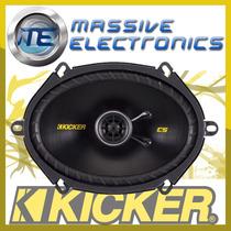Par Bocinas Kicker Cs68 6x8 5x7 225w Max 2 Vias 2014 Lbf