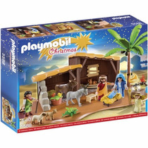 Playmobil 5588 Nacimiento Belen Navidad Reyes Magos Retromex