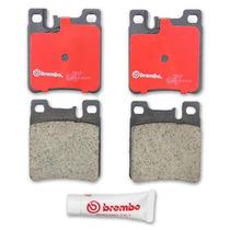 Balatas Brembo (t) Mercedes-benz Cl600 6.0l V12 5987cc 98-99