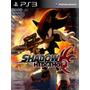Shadow The Hedgehog Oferta Por Tiempo Limitado Ps3 Digita