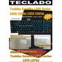 Teclado Toshiba Satellite L850 C850 L850d Con /marco
