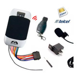 Gps  Tracker Localizador Satelital Con Microfono