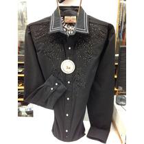 Camisa Vaquera Angel Pedreria West Tex