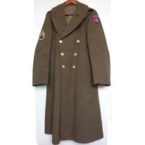 Abrigo Militar 2a Guerra M. 100% Original.