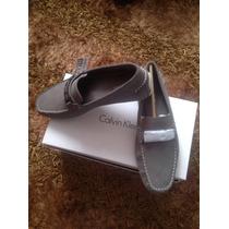 Zapato Mocasin Para Caballero Calvin Klein Talla 28 En1,999$