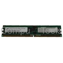 Memoria Ddr2 Pc2-4200r-444 1gb Servidor Y Workstation Ecc