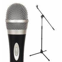 Micrófono Con Pedestal Sb58dmpk Sound Barrier Winners