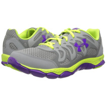 Under Armour W Micro G Engage Tenis Mujer #22.5 Running