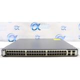 Switch Cisco 3750g-ts-s 48 Puertos