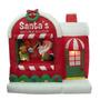 Adorno Inflable Santa Claus Navidad Decoracion Hm4