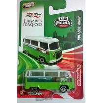 Adventure Wheels - Taxi Mania Mèxico - Vw - Combi Taxi