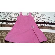 Vestido Para Nena De 12 Años Pana Rosa