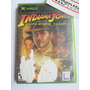 Indiana Jones & The Emperors Tomb De Xbox Primera Seminuevo