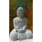 Escultura De Buda Mediano