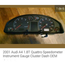 Audi Passat Tablero De Controles