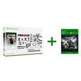 Consola Xbox One S, 1tb + Nba 2k19 Nueva Y Sellada