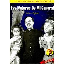 Dvd Mujeres De Mi General ( 1951 ) - Ismael Rodriguez / Pedr