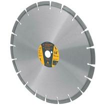 Disco De Diamante Rin Segmentado De14 P/concreto Envio Grati