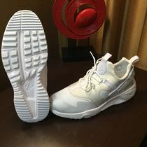 Tenis Nike Retro Run Huarache, Blancos, Talla 8mx, 28cm