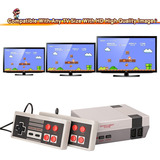 Retro Mini Console 620 Juegos 2 Controles Gc03