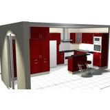 Diseño Y Render De Cocinasy Closet