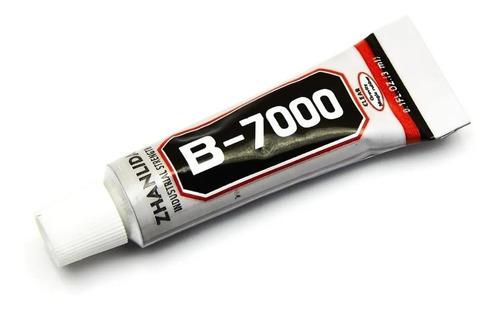 Pegamento Adhesivo B7000 Multiusos 3ml Celulares Pantallas