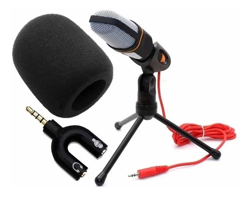 Micrófono De Condensador Sonido Estudio Grabación Dinámico