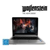 Laptop Vorago Intel N3060 8gb 500gb 14 Win10 Alpha Plus