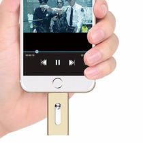 I-flash Memoria Para Iphone 5 En Adelante 32gb Usb Istick