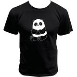 Playera Panda Bear Osos Escandalosos We Bare Bears Camiseta