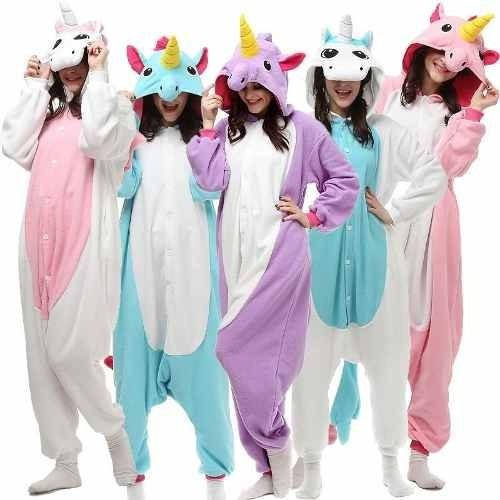 d22a1cb08 Kigurumi Unicornio Pijamas Mamelucos Adultos Unisex en venta en ...