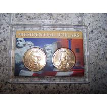 U.s.a. John Adams Dolares Presidenciales P&d Bu
