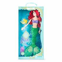Muñeca Princesa Ariel Disney Store 47 Cm