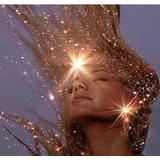 Extensiones De Brillos, Glitter Hair Extensión Tinsel