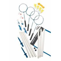 Set Volleyball Halex Select Badminton Set De Lujo Con Estuch