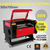Equipo De Corte Y Grabado Laser 50x70 ¡¡ 60w De Potencia !!
