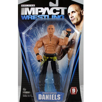 Tna Figura Christopher Daniels Serie 9 Deluxe Impact