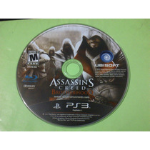 Assassins Creed: Brotherhood Ps3