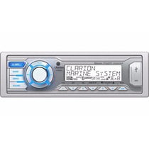 Estéreo Marino Clarion M505 Bluetooth Mp3 Aux Usb